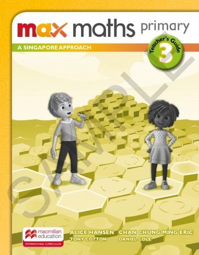 Max Maths Primary A Singapore Approach Grade 3 Teacher's Guide