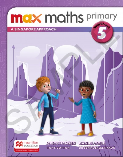 Max Maths Primary A Singapore Approach Grade 5 Workbook