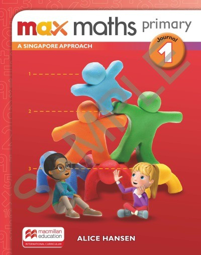 Max Maths Primary A Singapore Approach Journal 1