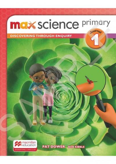 Max Science primary Journal 1 eBook sample