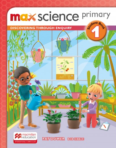 Max Science primary Student Book 1 eBook sample