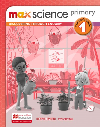 Max Science primary Teacher's Guide 1 eBook sample