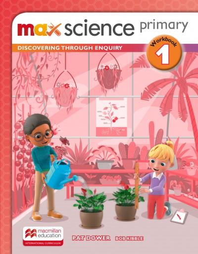 Max Science primary Workbook 1 eBook sample