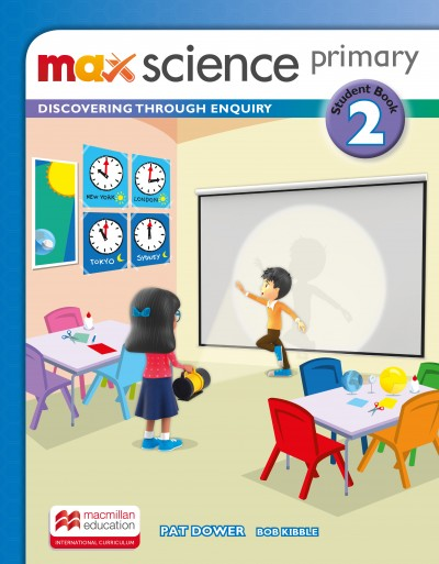 Max Science primary Student Book 2 eBook sample
