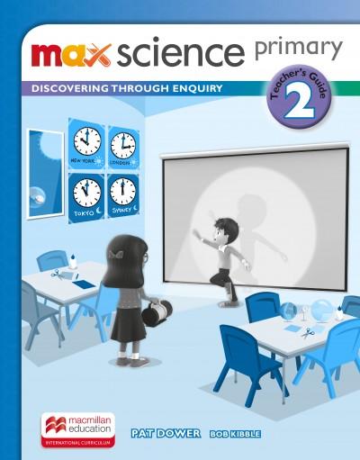 Max Science primary Teacher's Guide 2 eBook sample