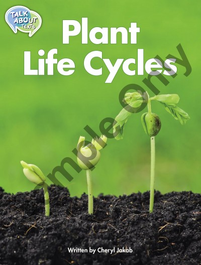 Talk about Texts - Plant Life Cycles student book