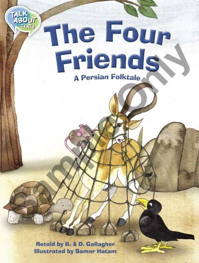 Talk about Texts - The Four Friends student book