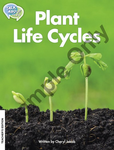Talk about Texts - Plant Life Cycles teacher book