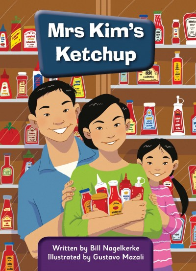 Connect: 3 Mrs. Kim's Ketchup