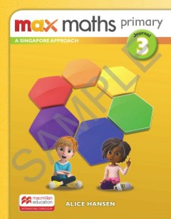 Max Maths Primary A Singapore Approach Journal 3