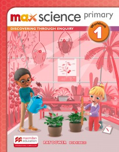 Max Science primary Workbook 1 eBook sample