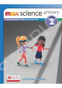 Max Science primary Journal 2 eBook sample