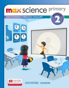 Max Science primary Workbook 2 eBook sample