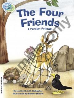 Talk about Texts - The Four Friends teacher book