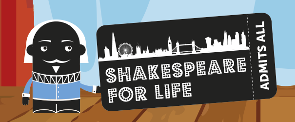 Celebrate Shakespeare in 2016!